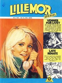 Cover Thumbnail for Lillemor Spesial (Serieforlaget / Se-Bladene / Stabenfeldt, 1980 series) #6/1987