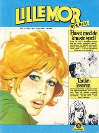 Cover Thumbnail for Lillemor Spesial (Serieforlaget / Se-Bladene / Stabenfeldt, 1980 series) #1/1988