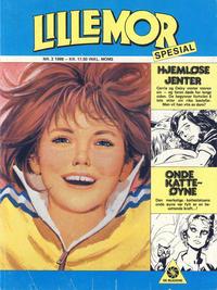 Cover Thumbnail for Lillemor Spesial (Serieforlaget / Se-Bladene / Stabenfeldt, 1980 series) #2/1988