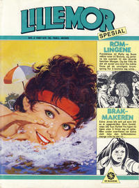 Cover Thumbnail for Lillemor Spesial (Serieforlaget / Se-Bladene / Stabenfeldt, 1980 series) #2/1987