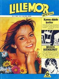 Cover Thumbnail for Lillemor Spesial (Serieforlaget / Se-Bladene / Stabenfeldt, 1980 series) #3/1988