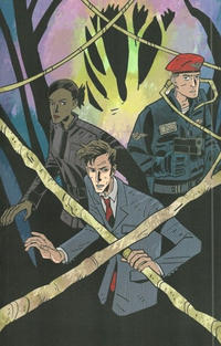 Cover Thumbnail for Doctor Who (IDW, 2009 series) #9 [Cover RI]