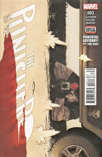 Cover Thumbnail for The Punisher (Marvel, 2016 series) #3