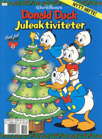 Cover Thumbnail for Donald Duck juleaktiviteter (Hjemmet / Egmont, 2014 series) #[2014]