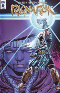 Cover Thumbnail for Ragnarök (IDW, 2014 series) #9