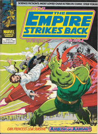 Cover Thumbnail for The Empire Strikes Back Weekly (Marvel UK, 1980 series) #137