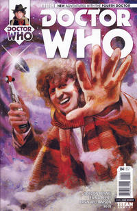 Cover Thumbnail for Doctor Who: The Fourth Doctor (Titan, 2016 series) #4 [Cover A]