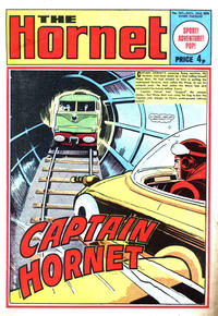 Cover Thumbnail for The Hornet (D.C. Thomson, 1963 series) #585