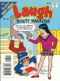 Cover Thumbnail for Laugh Comics Digest (Archie, 1974 series) #118 [Direct Edition]