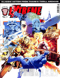 Cover Thumbnail for 2000 AD Extreme Edition (Rebellion, 2003 series) #6
