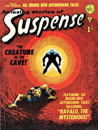 Cover Thumbnail for Amazing Stories of Suspense (Alan Class, 1963 series) #3