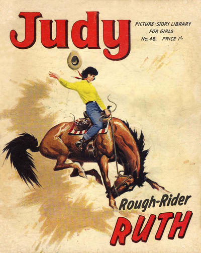 Cover for Judy Picture Story Library for Girls (D.C. Thomson, 1963 series) #48