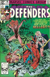 Cover for The Defenders (Marvel, 1972 series) #94 [British]