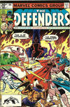 Cover for The Defenders (Marvel, 1972 series) #99 [British]