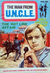 Cover for Man from U.N.C.L.E. World Adventure Library (World Distributors, 1966 series) #12