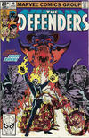 Cover for The Defenders (Marvel, 1972 series) #96 [British]