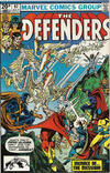 Cover for The Defenders (Marvel, 1972 series) #97 [British]
