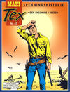 Cover for Maxi Tex (Hjemmet / Egmont, 2008 series) #47 - Den ensomme i vesten