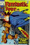 Cover for Fantastic Four (Marvel, 1961 series) #95 [British Price Variant]