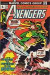 Cover for The Avengers (Marvel, 1963 series) #116 [British Price Variant]