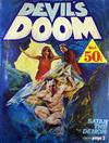 Cover for Devil's Doom (Gredown, 1977 ? series) #1