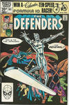 Cover for The Defenders (Marvel, 1972 series) #101 [British]