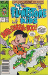 Cover Thumbnail for The Flintstone Kids (1987 series) #1 [Newsstand Edition]
