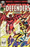 Cover for The Defenders (Marvel, 1972 series) #111 [Direct]