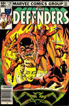 Cover for The Defenders (Marvel, 1972 series) #116 [Newsstand]