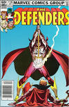Cover for The Defenders (Marvel, 1972 series) #118 [Newsstand]