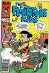 Cover for The Flintstone Kids (Marvel, 1987 series) #4 [Newsstand Edition]