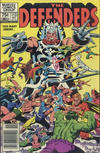 Cover for The Defenders (Marvel, 1972 series) #113 [Canadian]