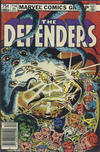 Cover for The Defenders (Marvel, 1972 series) #114 [Canadian]