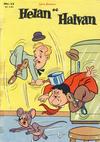 Cover for Helan og Halvan (Illustrerte Klassikere / Williams Forlag, 1963 series) #18