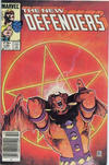 Cover Thumbnail for The Defenders (1972 series) #136 [Canadian]