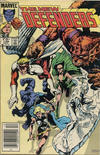 Cover for The Defenders (Marvel, 1972 series) #138 [Canadian]