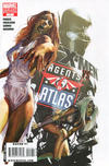 Cover Thumbnail for X-Men vs. Agents of Atlas (2009 series) #1 [Zombie Variant]