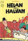 Cover for Helan og Halvan (Illustrerte Klassikere / Williams Forlag, 1963 series) #61