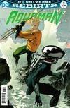 Cover for Aquaman (DC, 2016 series) #3 [Joshua Middleton Variant]