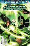 Cover for Green Lanterns (DC, 2016 series) #3 [Emanuela Lupacchino Cover]