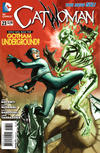 Cover for Catwoman (DC, 2011 series) #23 [2nd Printing]