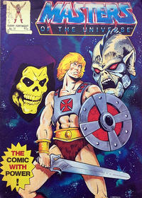 Cover Thumbnail for Masters of the Universe (Egmont UK, 1986 series) #42