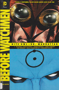 Cover Thumbnail for Before Watchmen: Nite Owl / Dr. Manhattan (DC, 2013 series)
