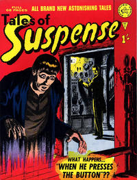 Cover Thumbnail for Amazing Stories of Suspense (Alan Class, 1963 series) #1