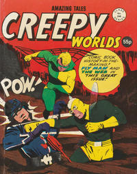 Cover Thumbnail for Creepy Worlds (Alan Class, 1962 series) #248