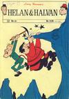 Cover for Helan og Halvan (Illustrerte Klassikere / Williams Forlag, 1963 series) #91