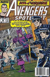 Cover Thumbnail for Avengers Spotlight (1989 series) #28 [Newsstand]