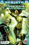 Cover for Green Lanterns (DC, 2016 series) #3 [Robson Rocha / Joe Prado Cover]