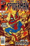 Cover for The Amazing Spider-Man (Marvel, 1999 series) #9 [Newsstand Edition]