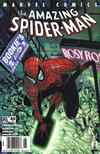 Cover for The Amazing Spider-Man (Marvel, 1999 series) #40 (481) [Newsstand]
